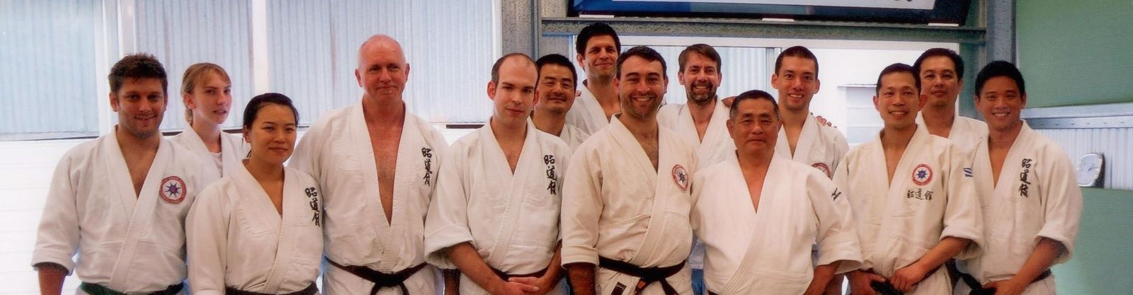 SHIHAN SEMINAR IN BRISBANE